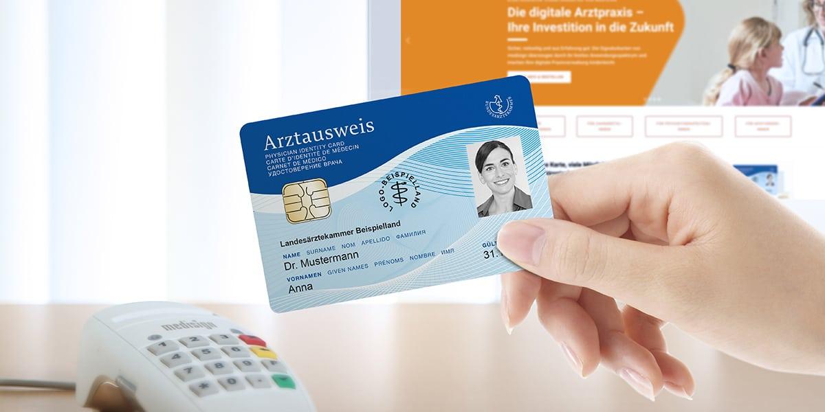 medisign eHBA Kartenleser