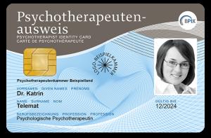 medisign ePtA Psychotherapeutenausweis (ePtA)