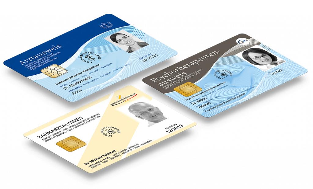 Registrierung für eHBA-Produktstart