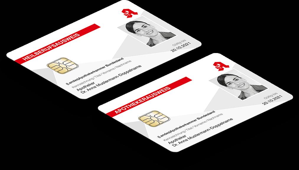 In Kürze bei medisign erhältlich: Der elektronische Heilberufsausweis für Apotheker.